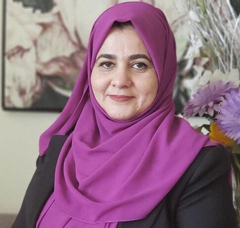Shaista Amjad Profile Img